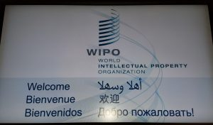 WIPO入口