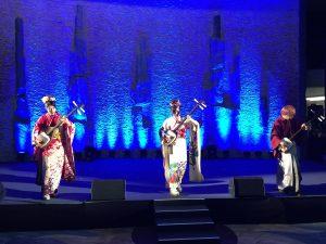 日本伝統芸能集団「喜楽座」