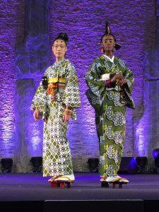 アフリカジャパンナイトWIPOショー